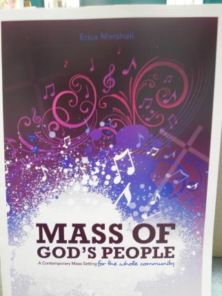 Mass of God's People Music Book